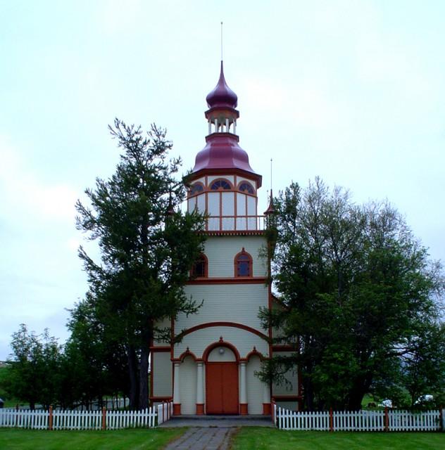 Grundarkirkja í Eyjafjarðarsveit