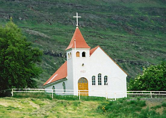 Kaupangskirkja í Eyjafjarðarsveit