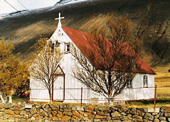 Hólakirkja í Eyjafjarðarsveit