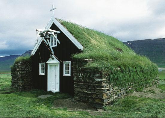 Saurbæjarkirkja í Eyjafjarðarsveit